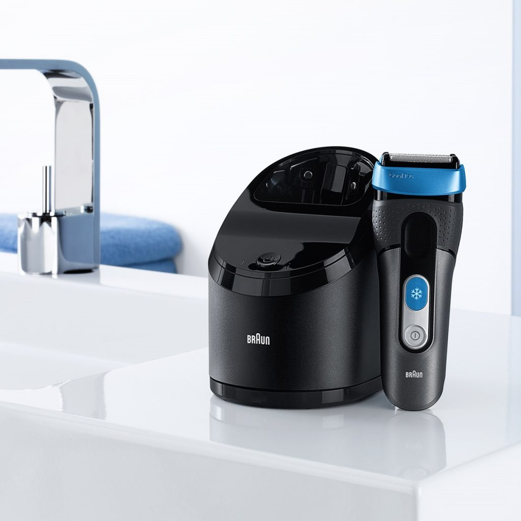 braun cooltec dry and wet