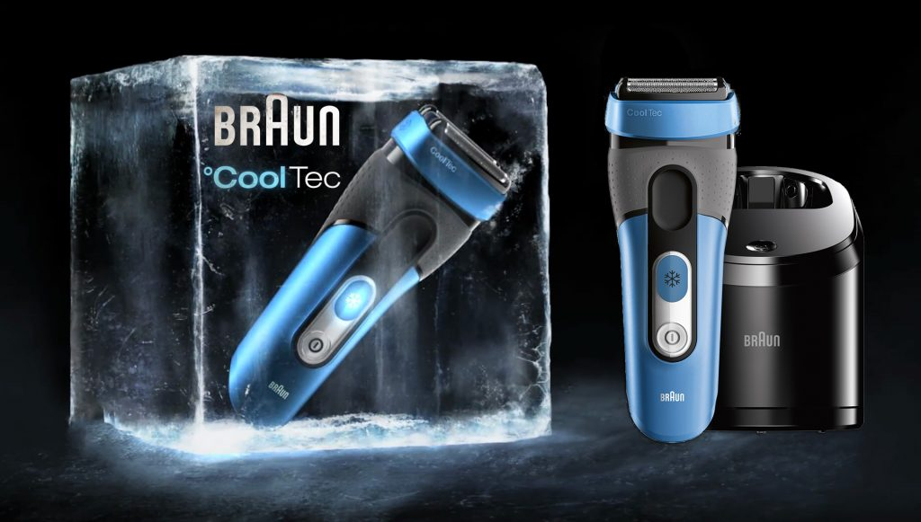 braun cooltec shaver review