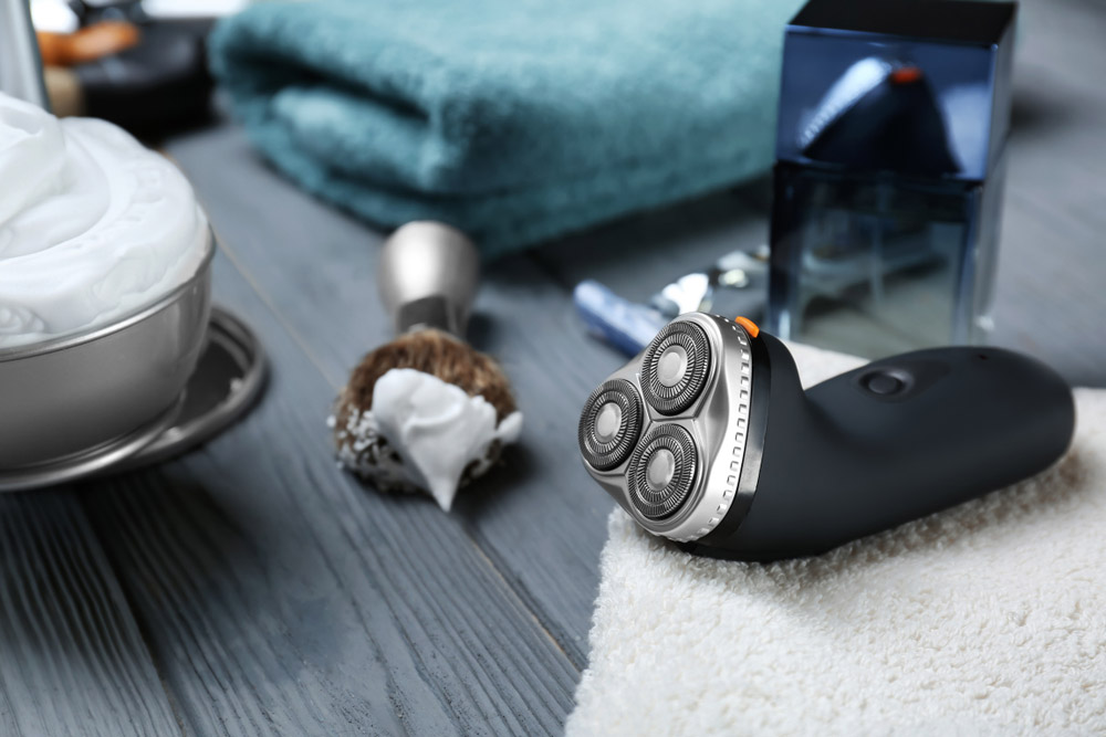 Rotatory Electric Shaver