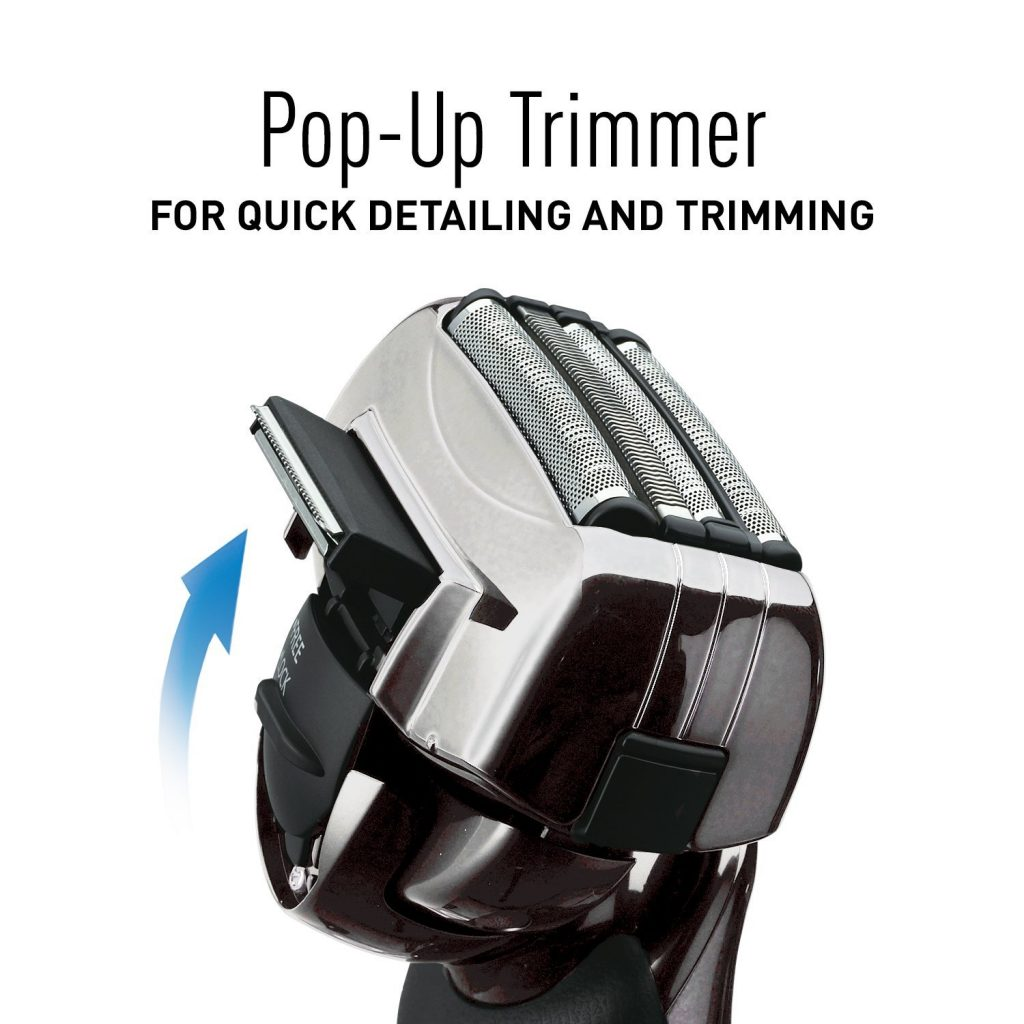 pop up trimmer in Panasonic ES-LA63-S Arc4