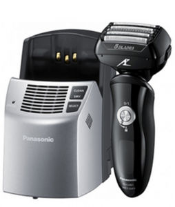 panasonic es-lv81-k arc5 electric shaver wet/dry