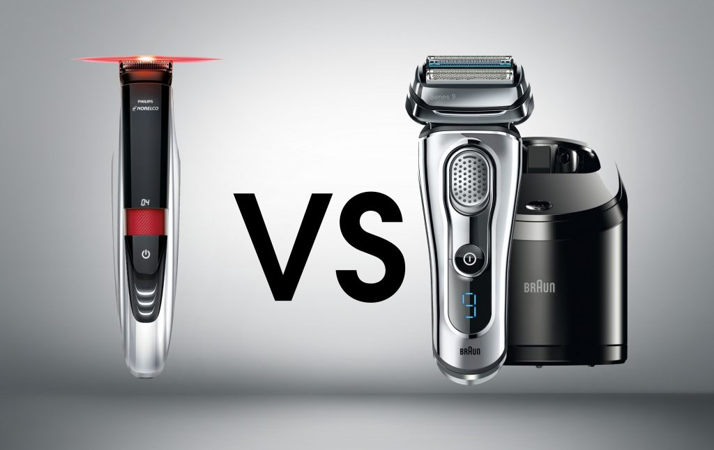 Trimmer Vs Shaver comparison