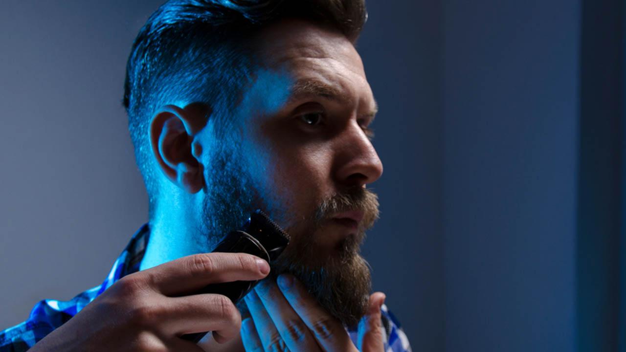 beard trimmer for men