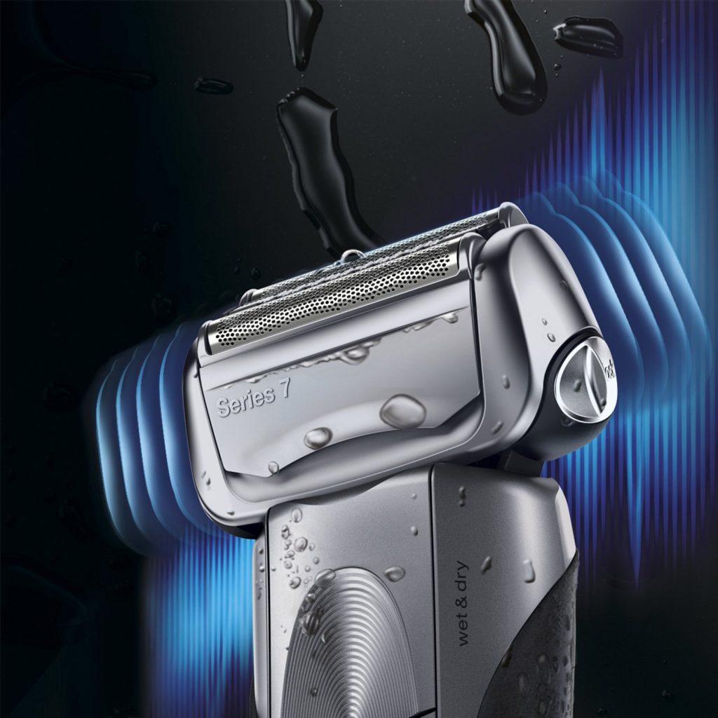 braun series 7-shaver quality