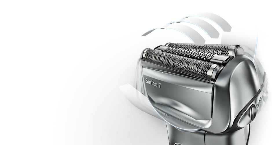 design of braun series7