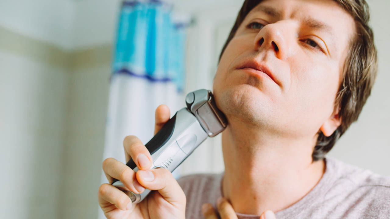 electric shaver explained