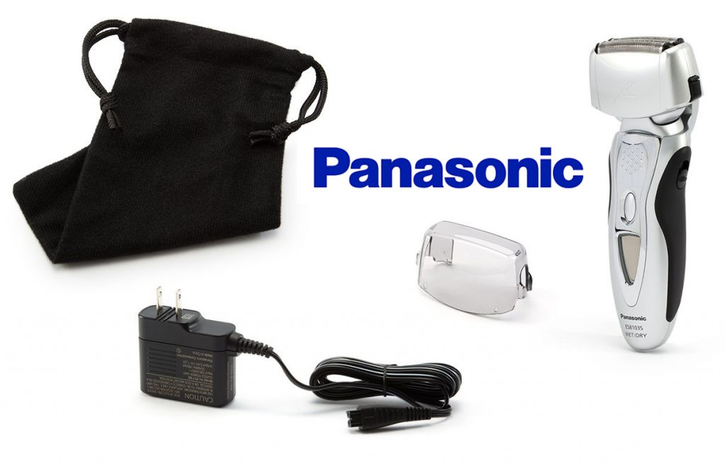 Panasonic ES8103S Arc3 Men's Electric Shaver Wet/Dry with Nanotech Blades