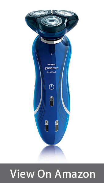 Philips Norelco Shaver 6400 with Click-On Beard Styler