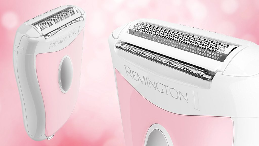 Remington WSF4810 Women's Travel Foil Electric Shaver.