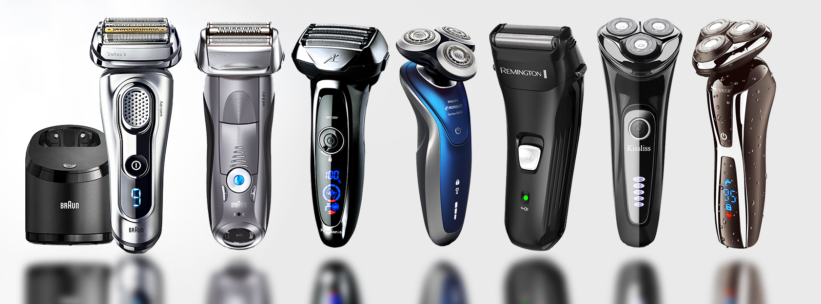 are electric shavers allowed on plane