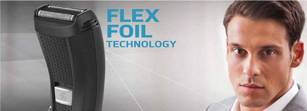 Remington PF7200 F2 flex technology