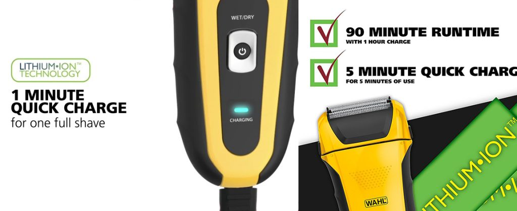 Wahl LifeProof great battery life