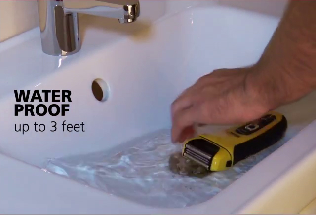 Wahl LifeProof waterproof