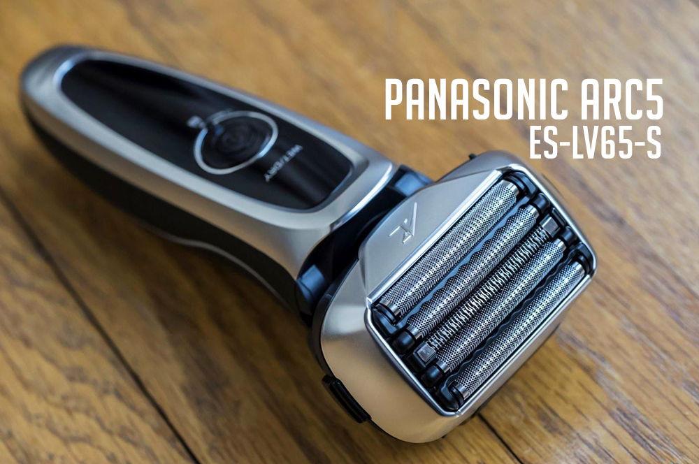 ES-LV65-S shaver review