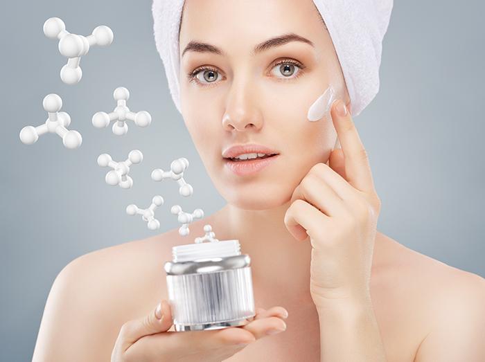 How do you apply Eye Serum and Eye Cream