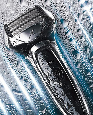 Panasonic Arc5 Shave with Sensor Technology and Wet Dry