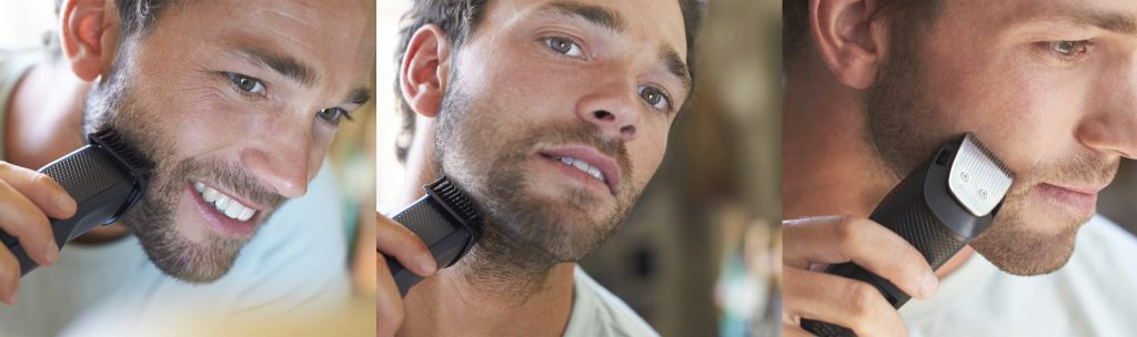 Beard Trimmer For Stubble Look Photo 3