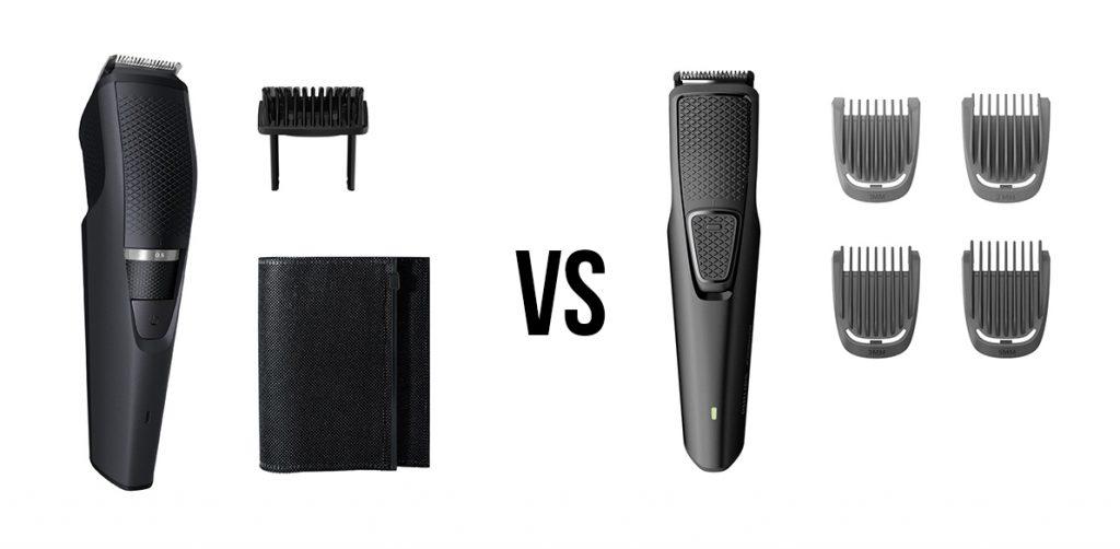 Philips Norelco Beard Trimmer 3000 vs Philips Norelco Beard Trimmer 1000