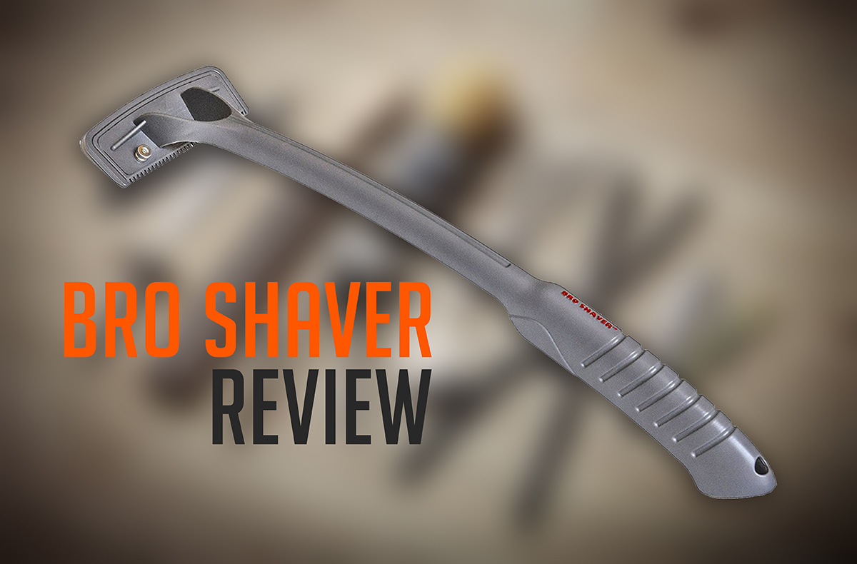 bro shaver review