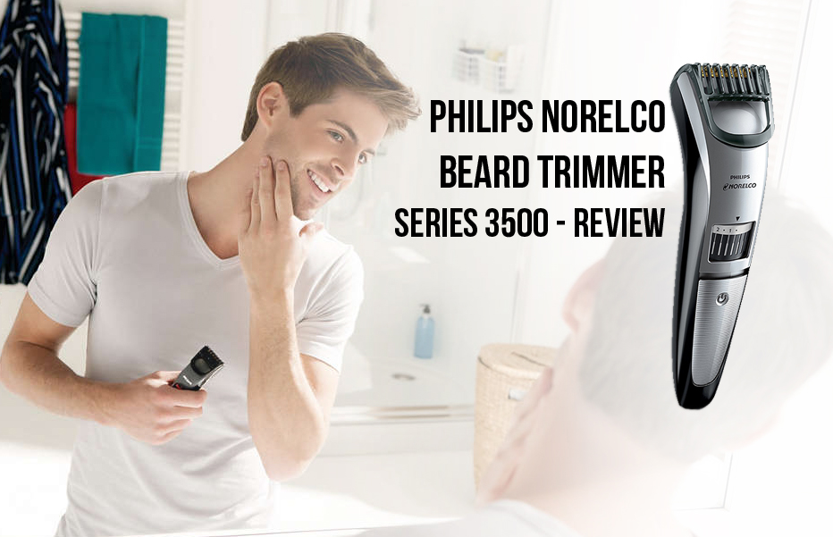 philips norelco beard trimmer 3500 review