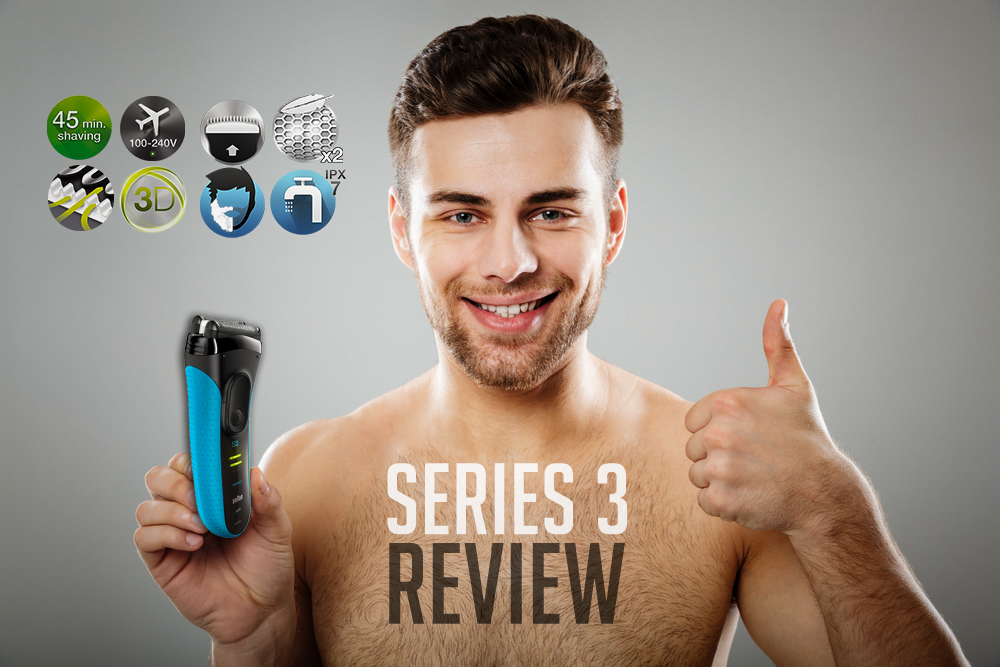 Braun Series 3 Review