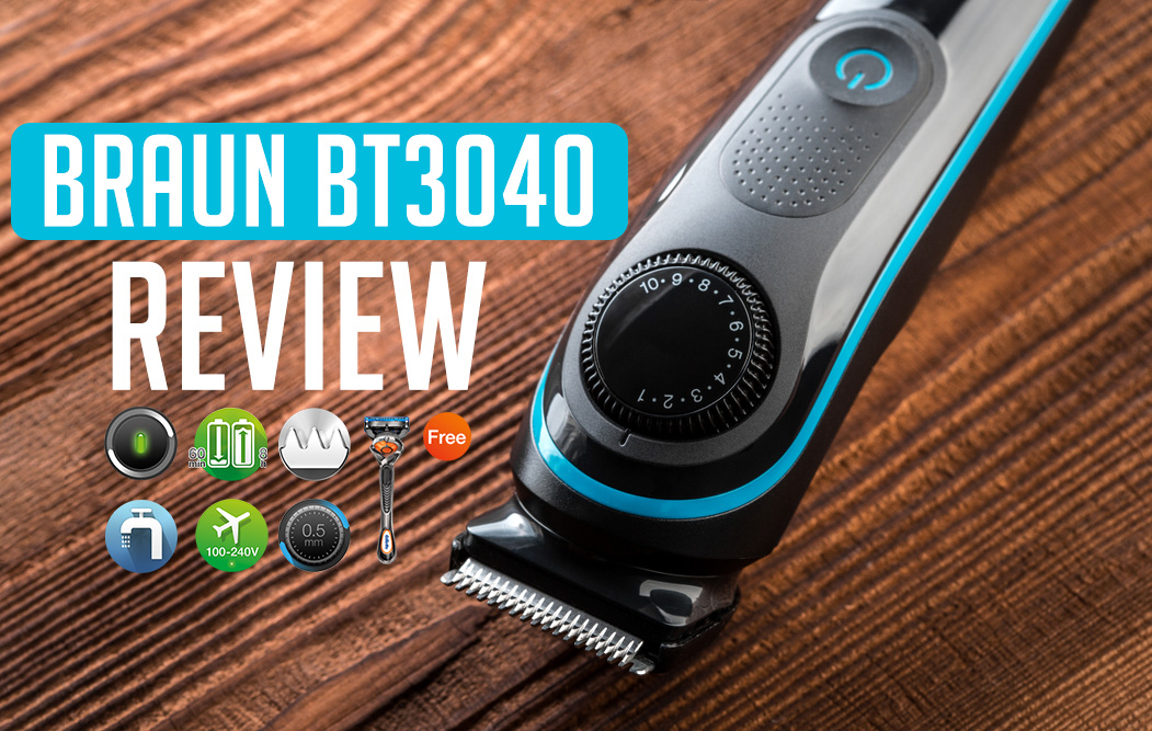 Braun BT3040 Review