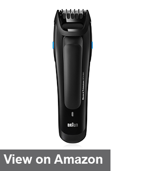 Braun BT5050 Beard Trimmer for Men