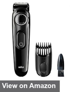 Braun Beard Trimmer BT3020 review
