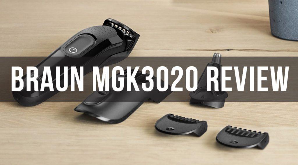 Braun MGK3040 Review