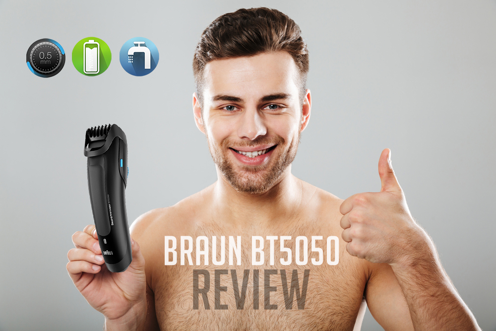 Braun bt5050 review