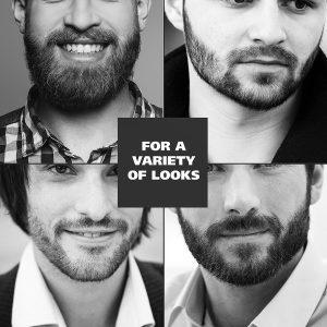 Different beard looks