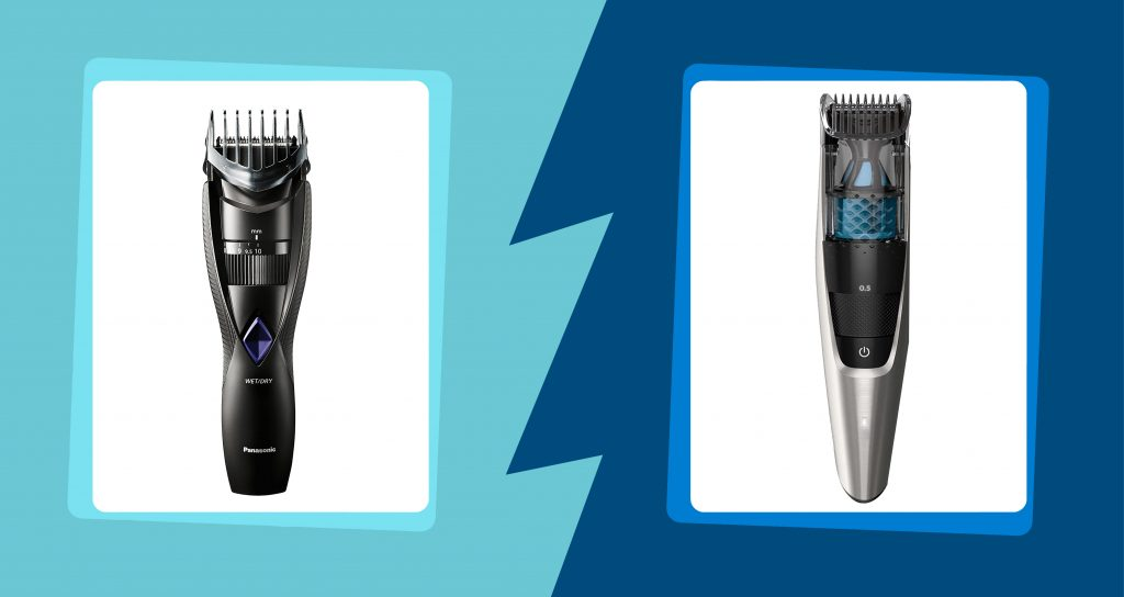 Panasonic ER-GB370K vs Philips Beard trimmer Series 7200