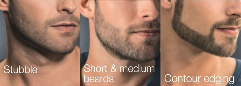 Short & medium beards