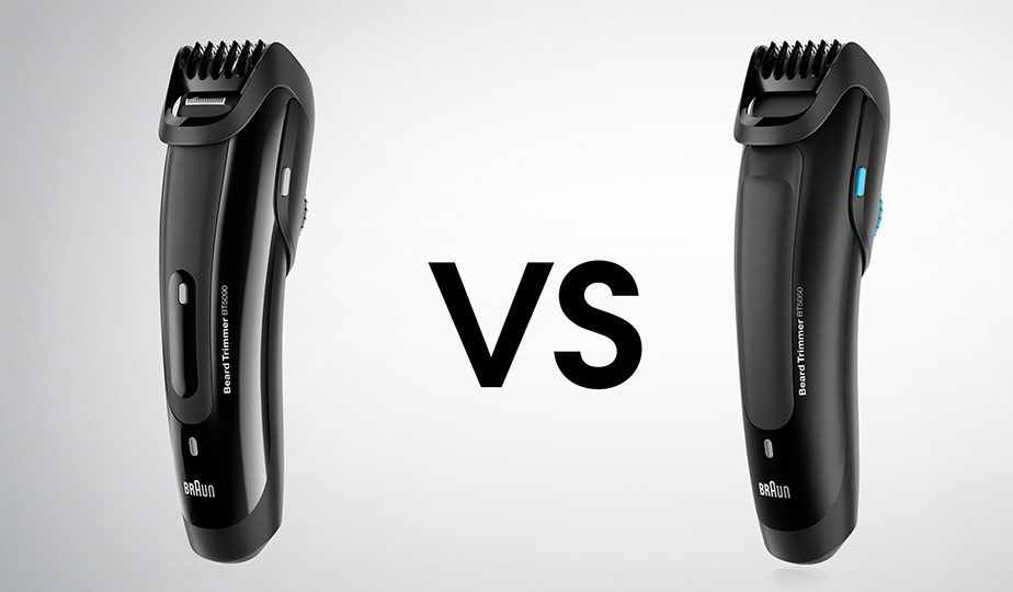 braun bt5050 vs bt5070
