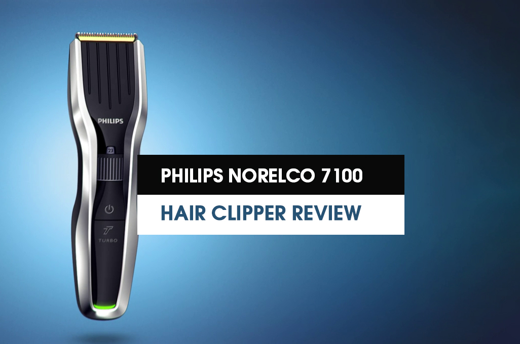 philips norelco hair clipper 7100 review