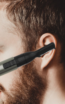 wahl micro groomsman trimmer set