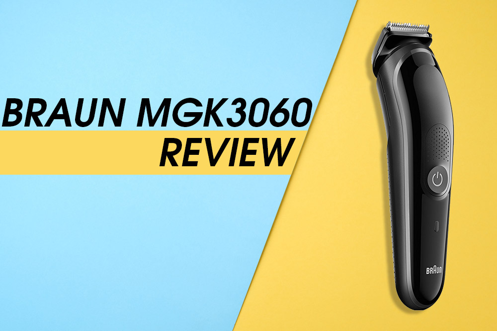 Braun MGK3060 review: The Amazing 8-in-1 Kit