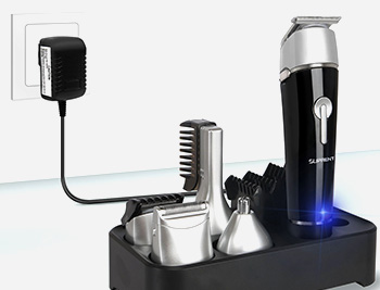 suprent beard trimmer charging