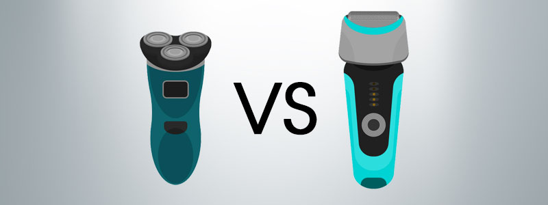 Rotary vs Foil Electric Shavers