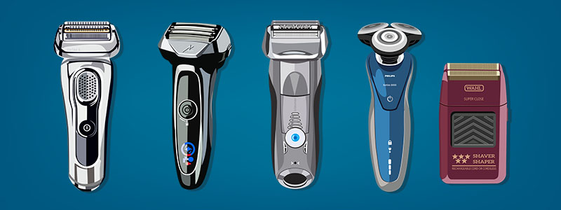 Best Electric Shavers 2018 – Buyer's Guide