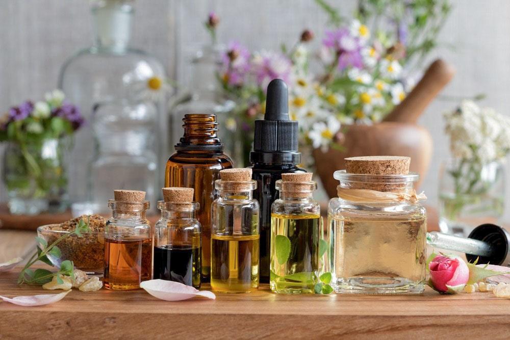 Essential Oils For Beard