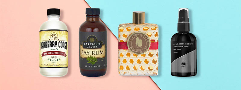 Best Bay Rum Aftershave 2018