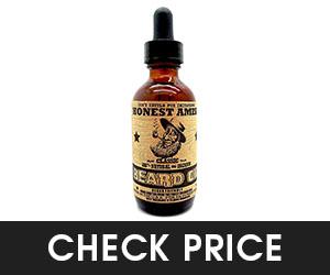 2- Honest Amish Beard Oil