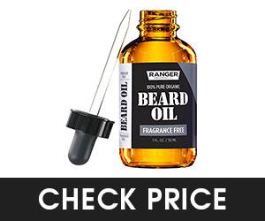 4 - Leven Rose Ranger Beard Oil