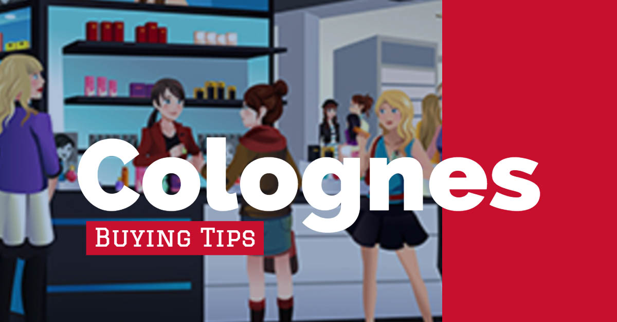 Cologne buying tips