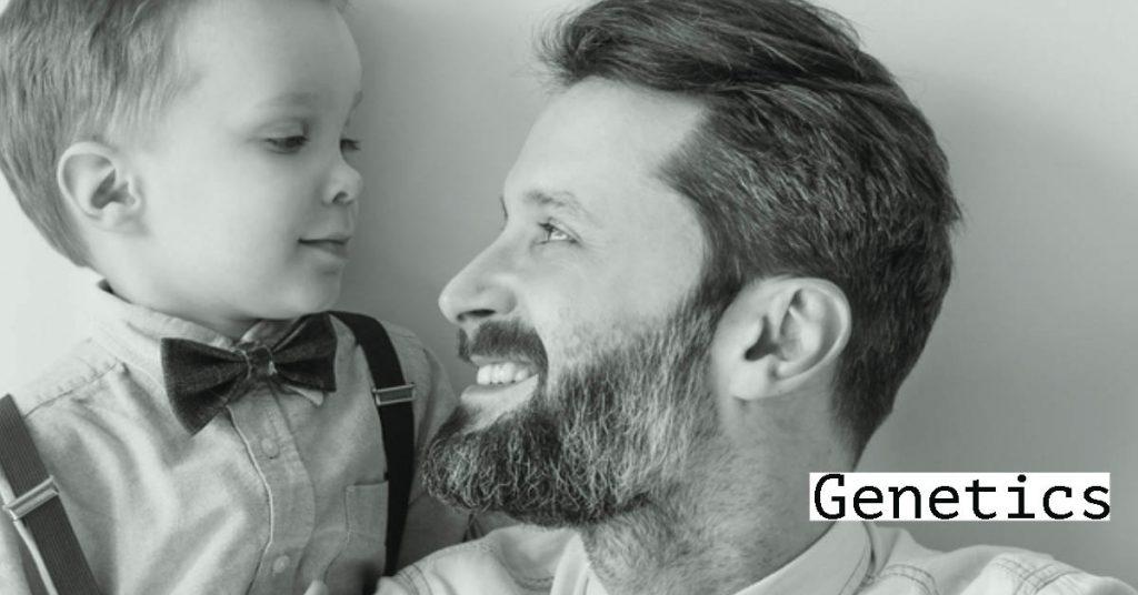 Genetics Role in Beard Growth