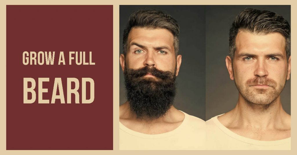 150908cab0f How to Grow a Full Beard  A Step by Step Guide to Beard Growth