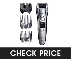 2. Panasonic ER-GB80-S Beard Trimmer for long beard