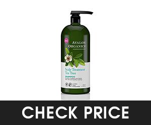 7 - Avalon Organics Shampoo