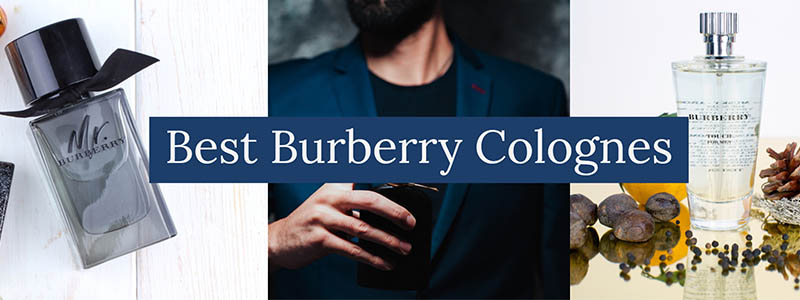 Best Burberry Colognes for men